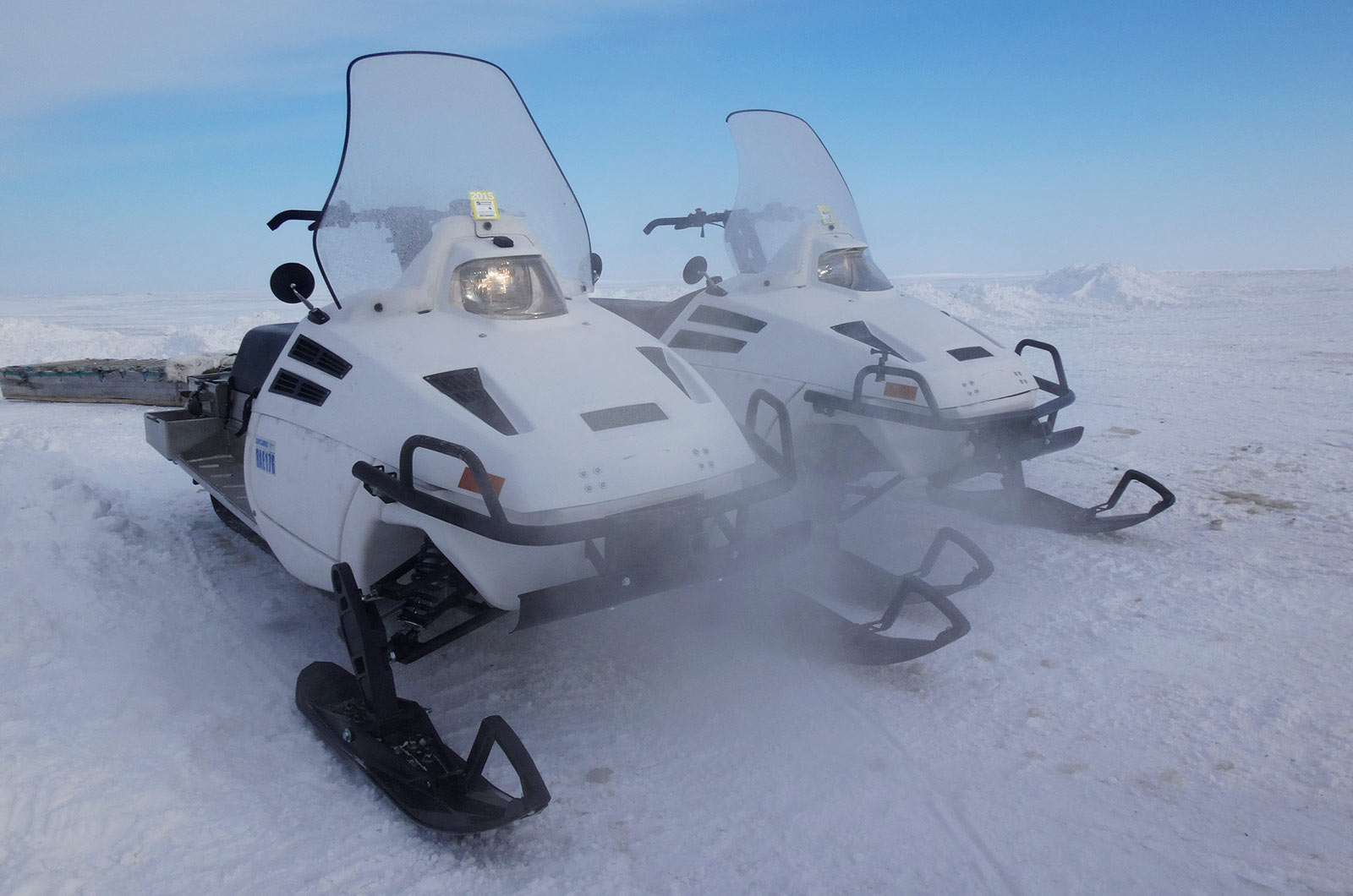 DEW D900 Snowmobile
