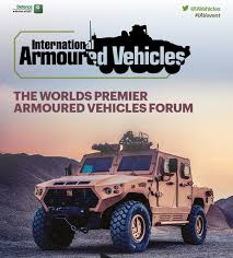 International Armoured Vehicles Conference 2018