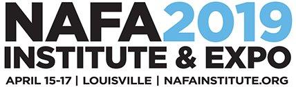 NAFA 2019 Institute & Expo