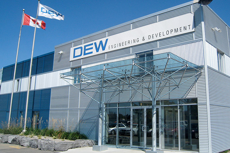 DEW Engineering & Development, Ottawa Office