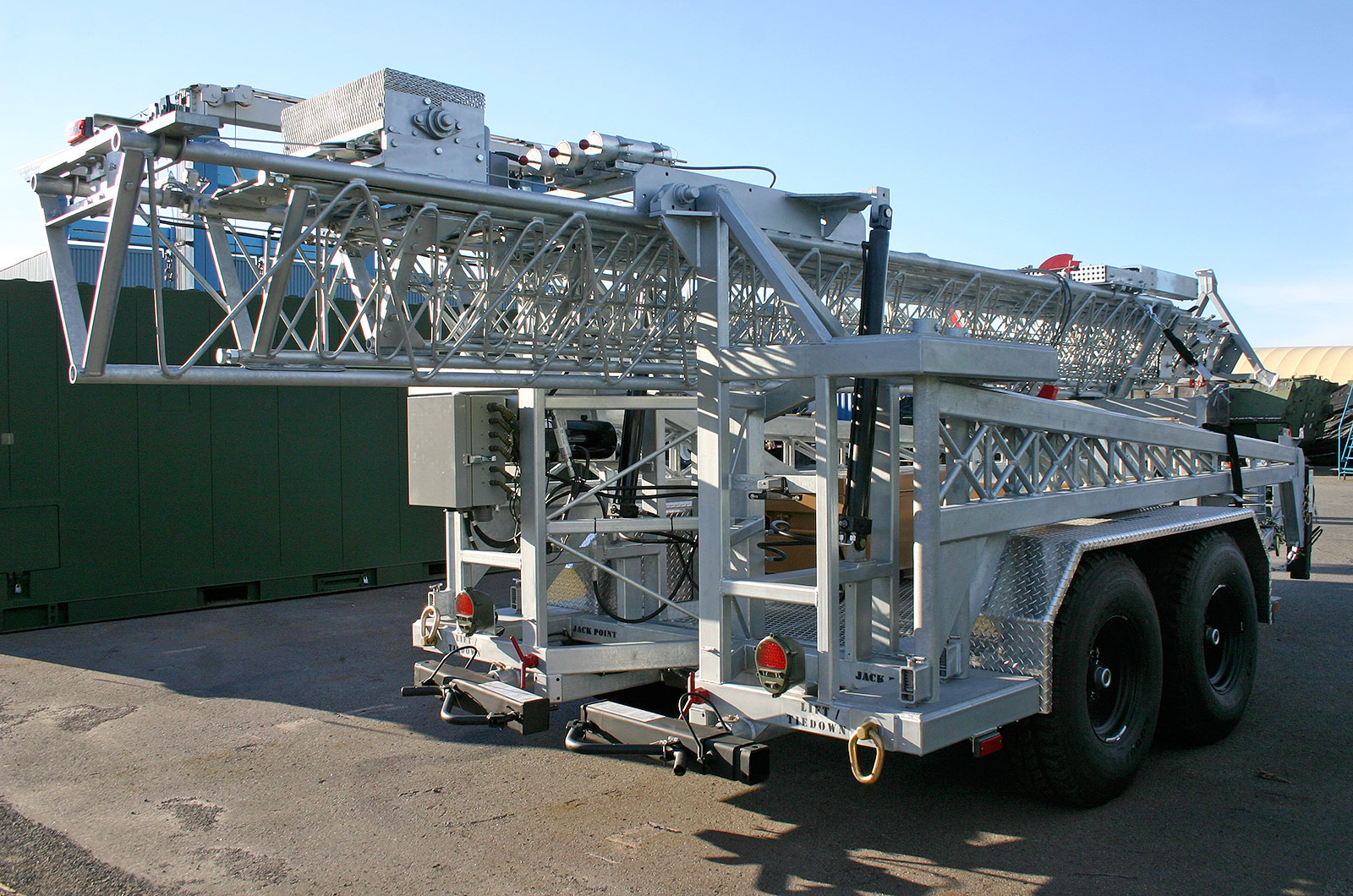 Tower Trailer