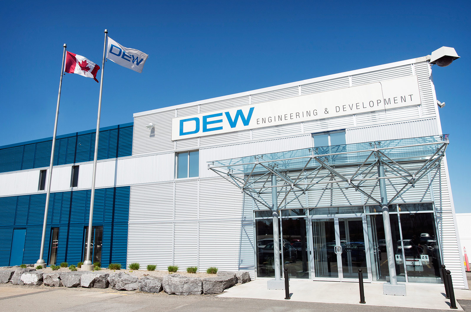 Dew Facility In Ottawa On Canada Dew Engineering And